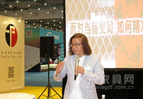 台湾知名办公家具设计师许照明